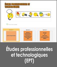 Études professionnelles et technologiques