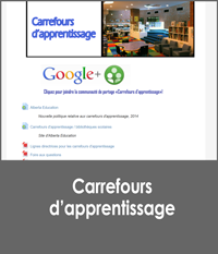Carrefours d'apprentissage