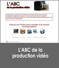 L'ABC de la production vidéo